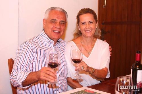 Dorival e Silvia Balbino
