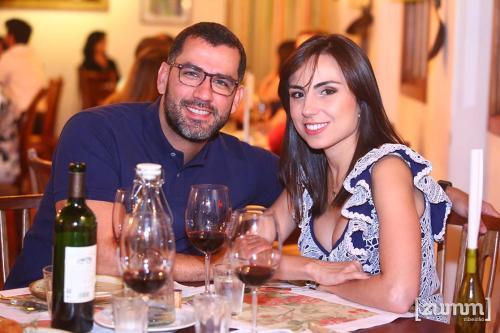 Helio e Livia Navarro