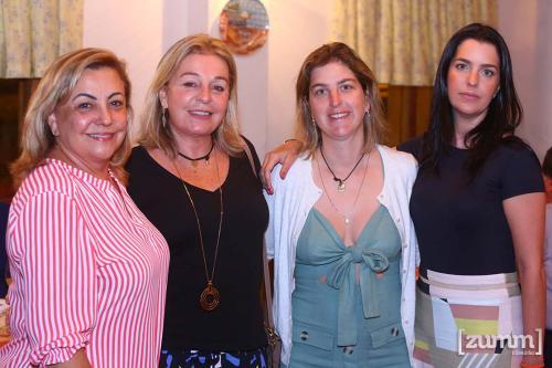 Mara Pereira Alvim, Helena Deutsch, Renata Franco e Mariana Prado