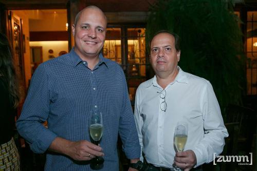 Aurelio Andriolo e Eduardo Martinez