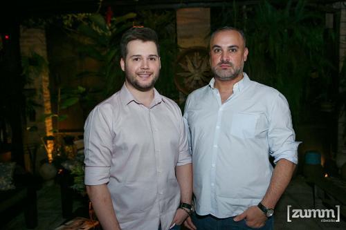 Danilo Arantes e Criz Rozzini