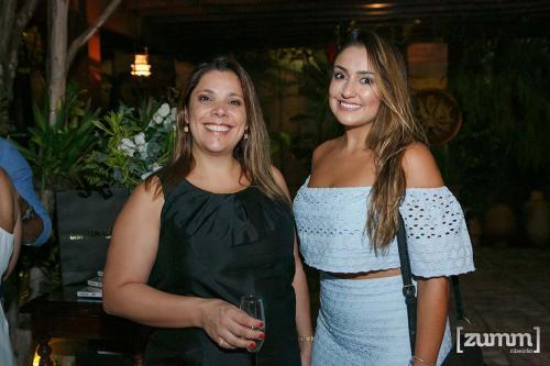 Mariana Ruggiero e Bella Haddad