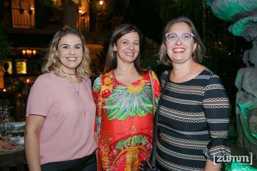 Paola Almeida, Beatris de Michelli e Rita