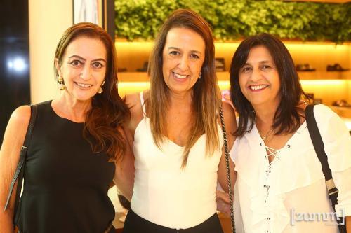Teresa Cristina, Maria Paula Bittar  e Marilene Pina