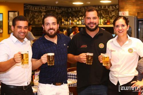 Thiago Fernandes, Vinicius Chimello, Rafael Souza , Lais Bianchi