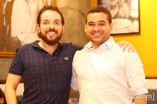 Vinicius Chimello e Thiago Fernandes