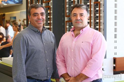 Nabil e Jamal Zoghbi