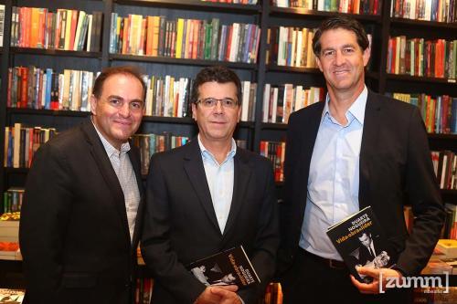 Marcos Botelho, João Fernandes e Vander Giordano