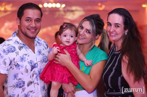 Alexandre, Luiza, Jaqueline e Lara Teo