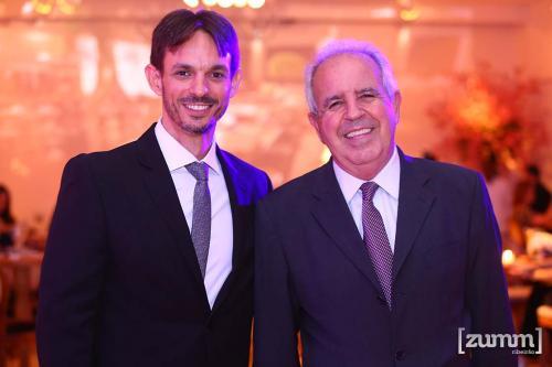 Guilherme Nogueira e Eduardo Amaral