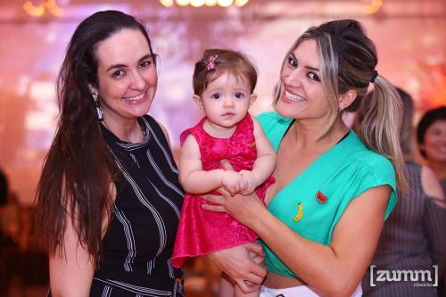 Luiza, Jaqueline e Lara Teo