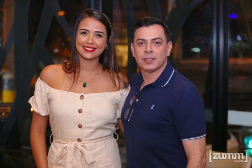 Maisa Andrade e Daniel Ferreira