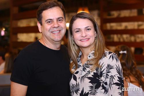 Sandro e Marília Reato