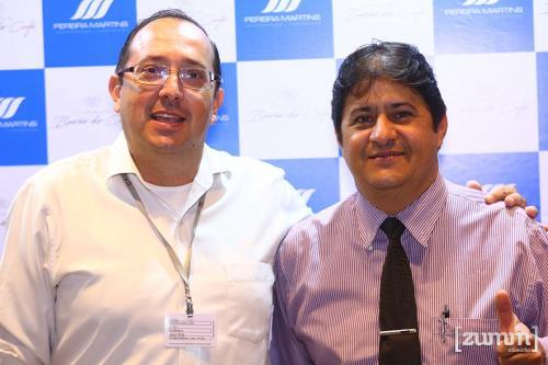 Guilherme Fabbri e José Eduardo Nunes Sá