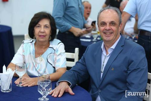 Raquel Nóbrega e José Rodini