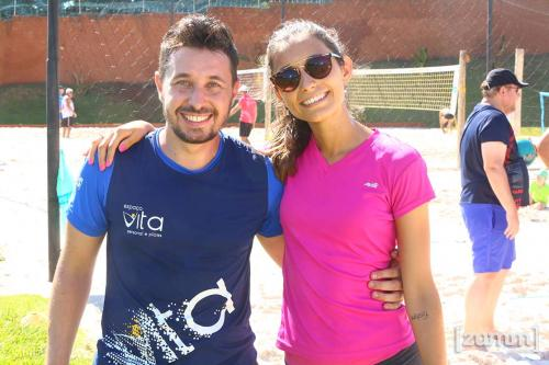 Ricardo Berti e Milena Carvalho