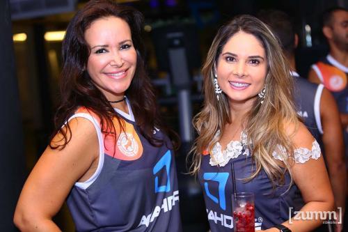 Ana Paula Gentile e Flavia Figueiredo