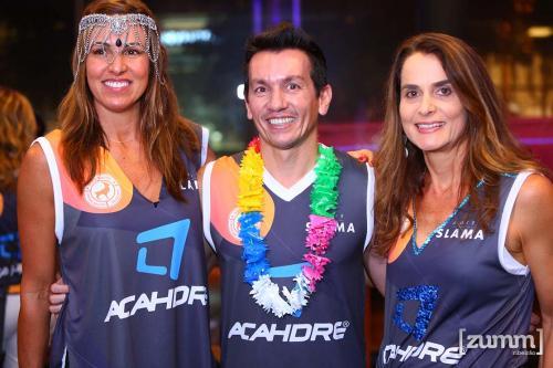 Marina Kocourek, Tom Osorio e Ana Cypriano