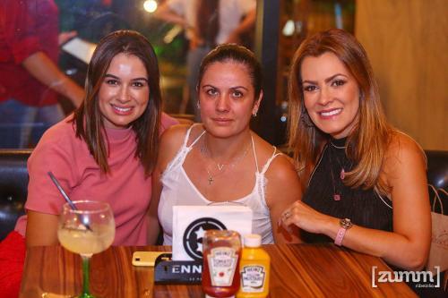 Bella Toniello, Fernanda Reck e Mariana Rossi