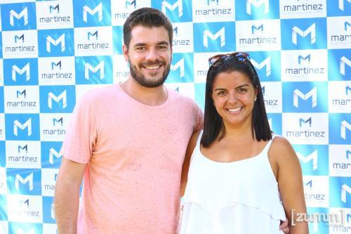Renato Vaz e Debora Silveira