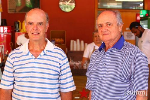 Antônio Junqueira e Franklin Junqueira Azevedo