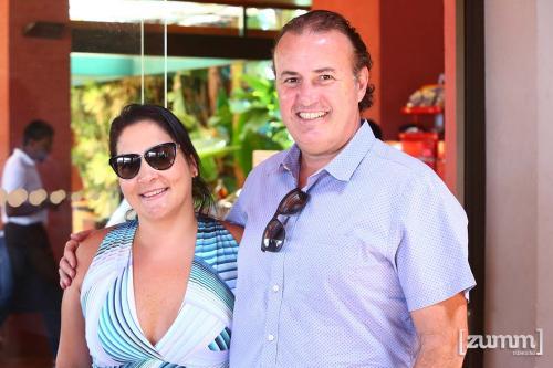 Paula e Guilherme Feitosa