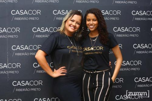Andressa Garcia e Carol Santos