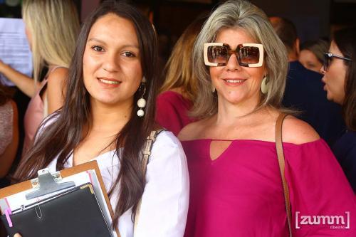 Daniele Camila e Alessandra Araújo Veroneze