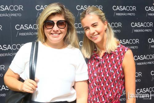Mônica Costa e Mariana Ciciarelli