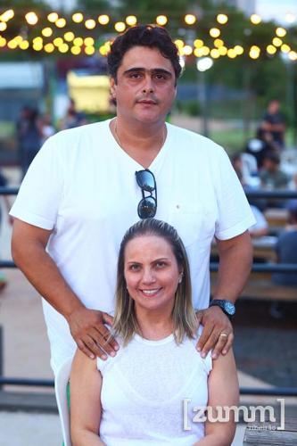 Gustavo e Marcella Ribeiro