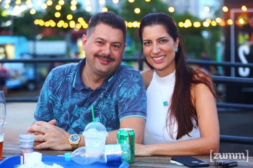 Marcos e Juliana Bassi