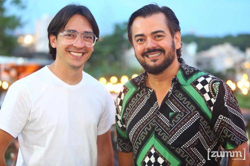 Mateus Rondon e Guto Motta