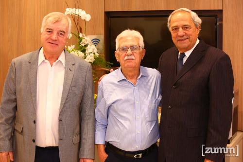 Antônio Vendramin Filho, Jair Gonçalves e João Bosco