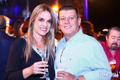 Lilian Zaparoli e Luiz Feltrim