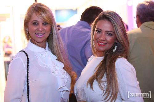 Lucimara e Luciana Pereira