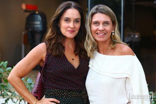 Daniela Mel e Patrícia Mele