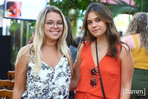 Karen Danzinger e Marina Cassiolato