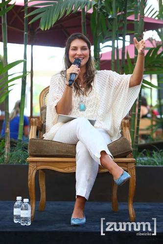 Mariana Rocha palestrante