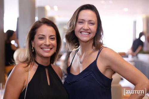 Carolina Ribeiro e Tatiana Comacchio