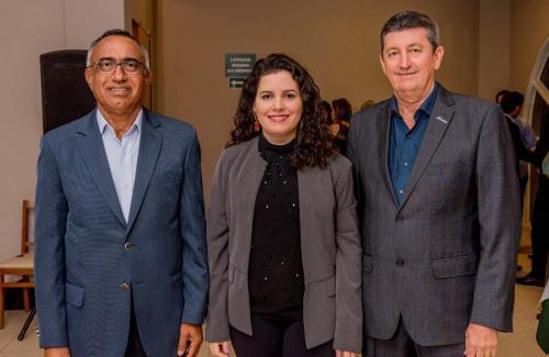Maurício Donizeti, Amanda Francine e Cesar Augusto Campez Neto