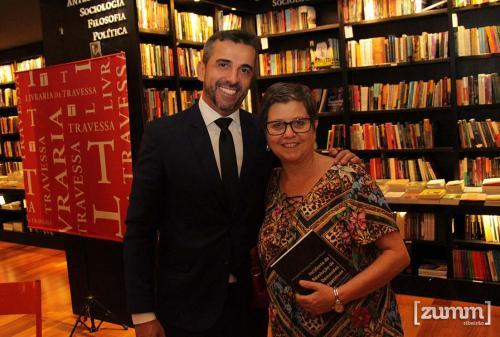Fernando Mazzo e Sueli Machado