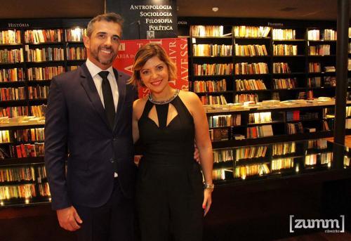 Fernando Mazzo e Andrea Gati de Souza Mazzo