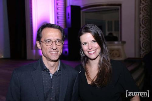 André Giron e Tayra Rodrigues