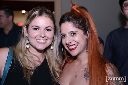 Jeska Barbosa e Juliana Fernandes