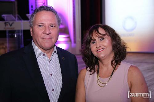 Pedro Codagnotto e Ana Rita Balieiro