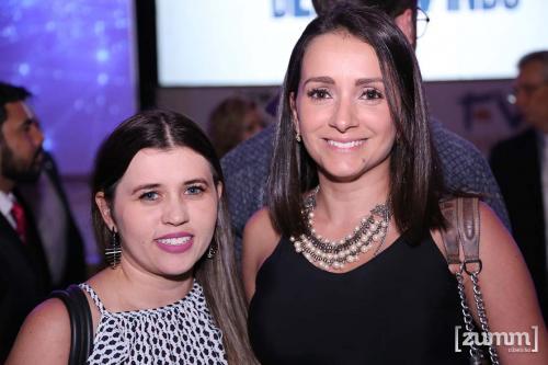 Poliana Prado e Viviane Tangari