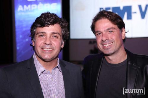 Rafael Pizani e Rogerio Dib