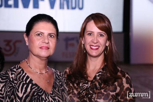 Sandra Brandani Picinato e Samanta Duarte Nogueira