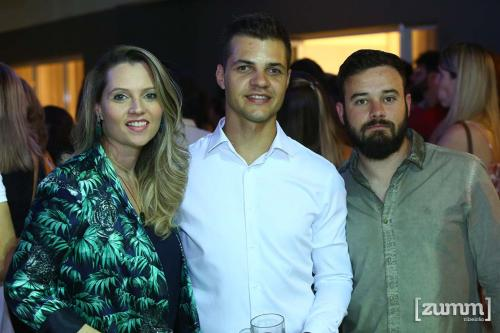 Fernanda Jodas, Kennedy Quimelo e Reberson Gulo