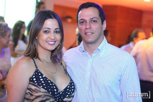 Mayra e Fausto Fernandes